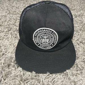 OBEY Established 89 Trucker Hat NWT